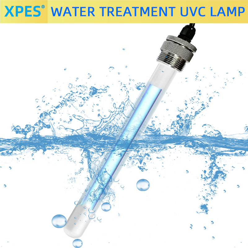 Submersible Water UV Lamp for KOI