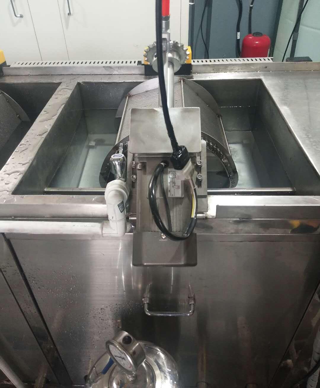 清洗机改造工程 (3)