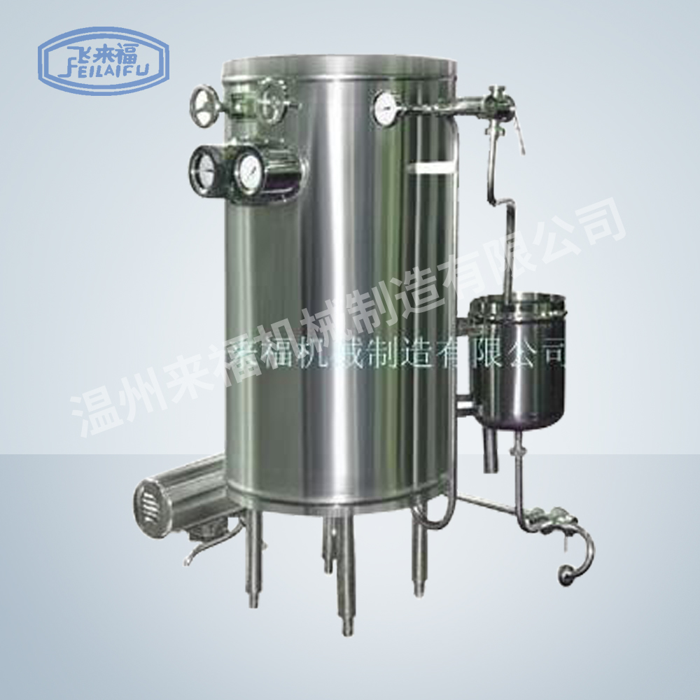 1 ton/hour high temperature sterilizer
