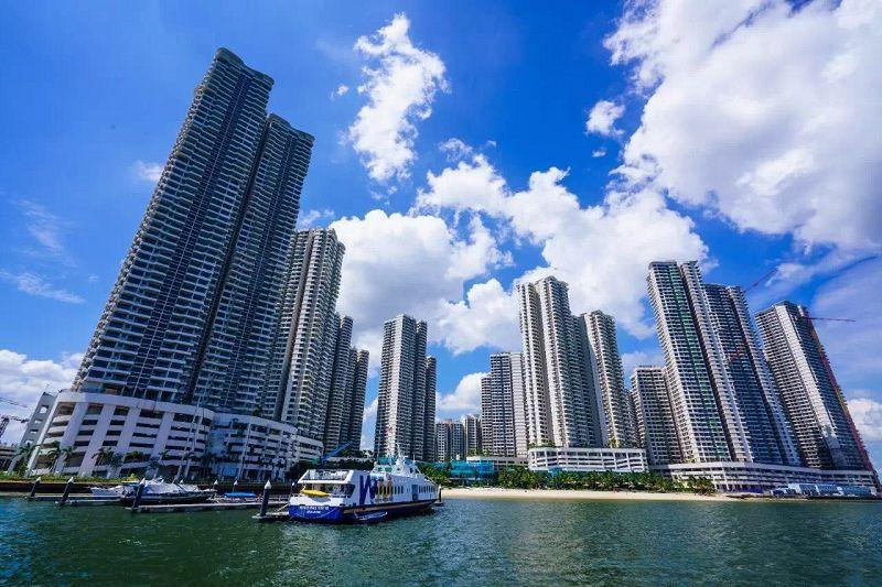 马来西亚碧桂园金海湾项目