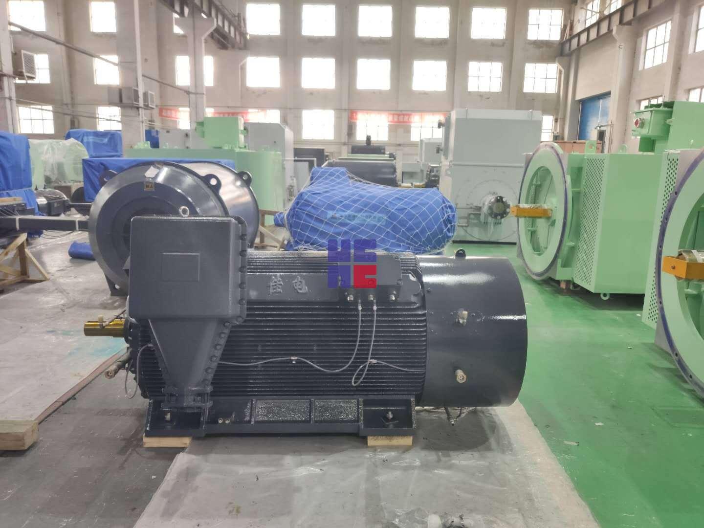 YFB系列高压粉尘防爆三相异步电动机(H355~H560