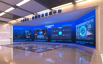 国家电投智慧能源展厅