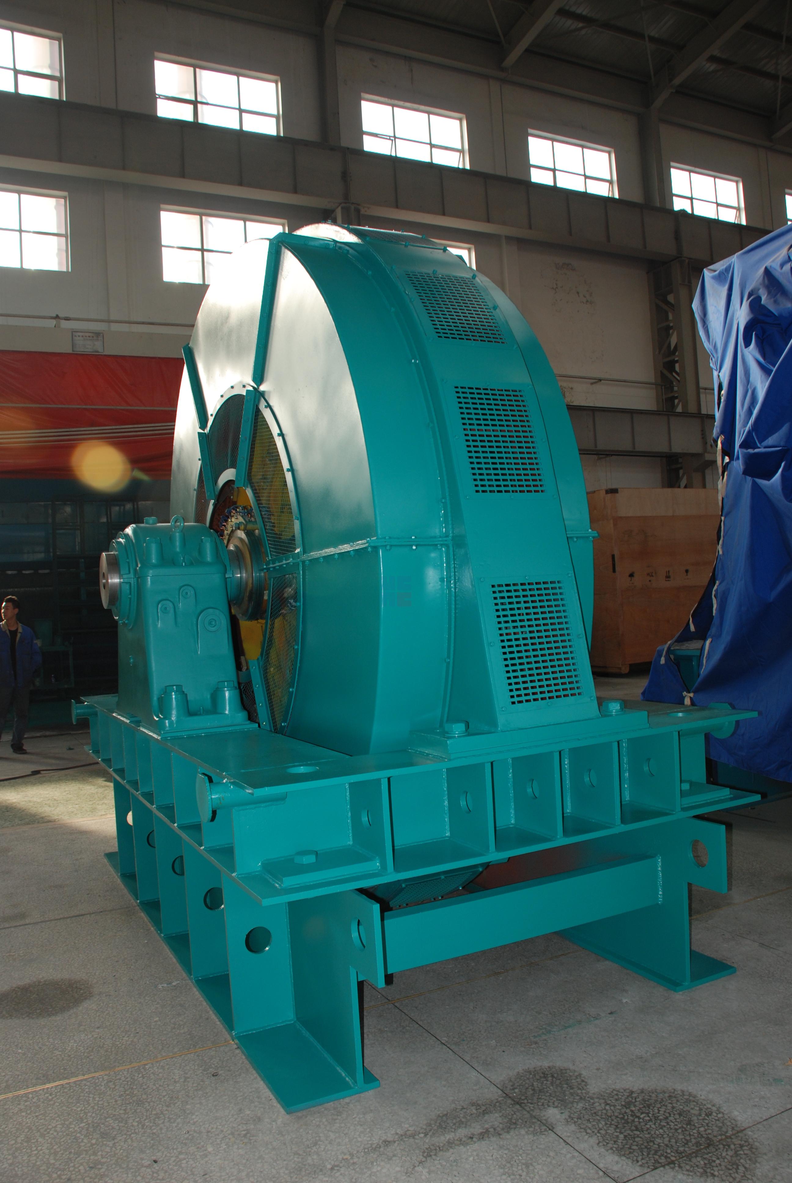 TK系列高壓同步電動機