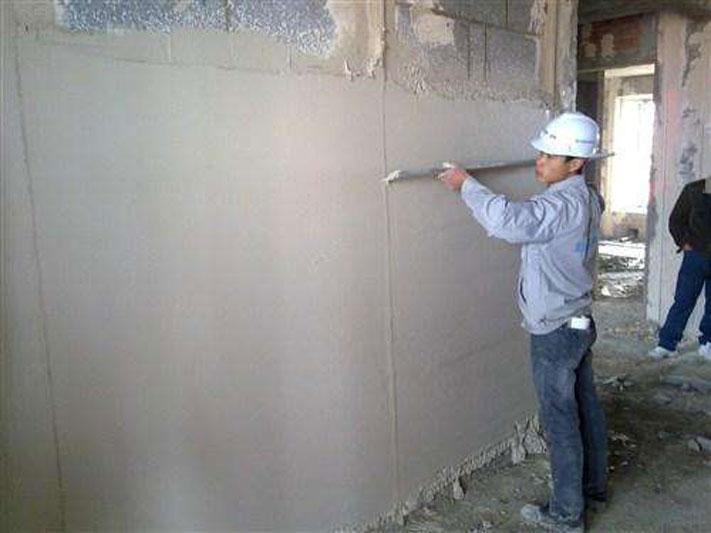水泥基滲透結晶施工