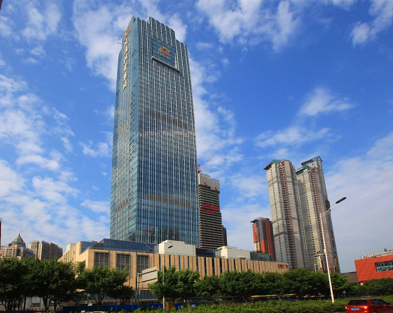 中国—东盟国际商贸物流中心B座