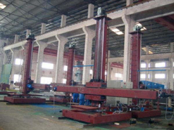 焊接操作架