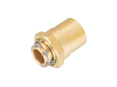 Detachable nut