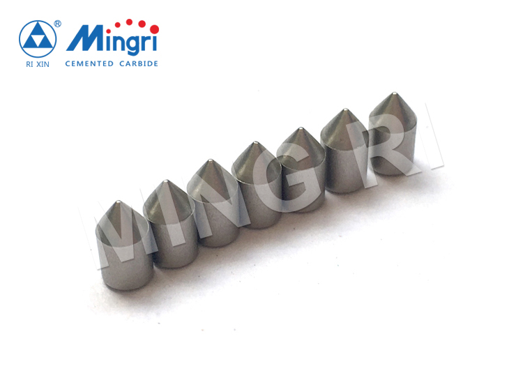 Tungsten Carbide Bush Hammer Tip