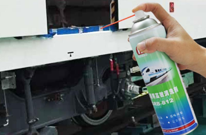 GRB-812列车通用高效清洗剂