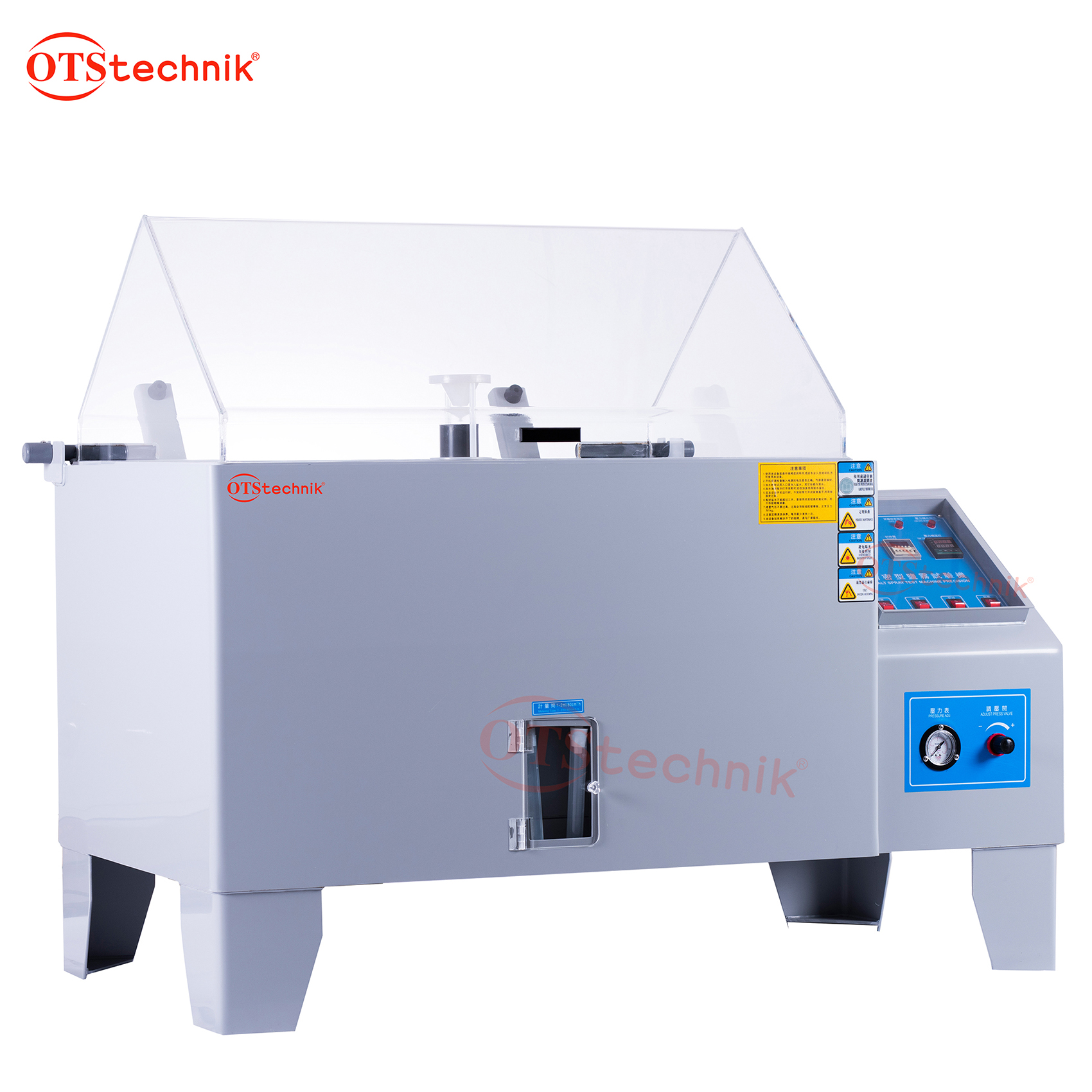 Precision salt spray test machine