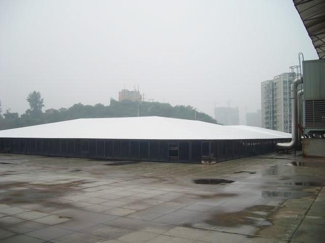 重庆义乌商品市场工程项目