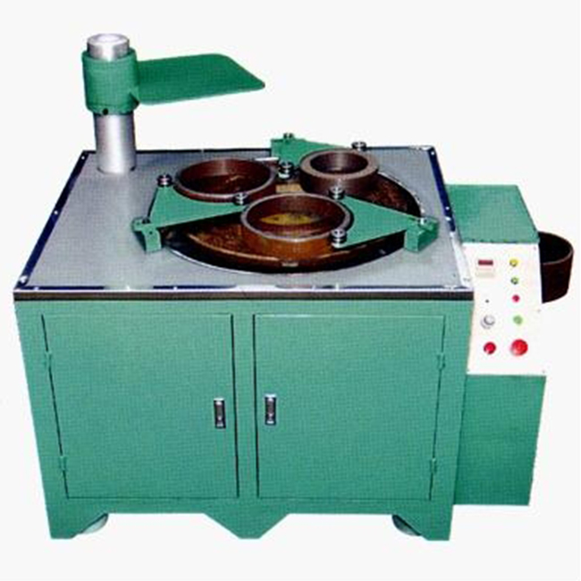 ∮640 speed polishing machine