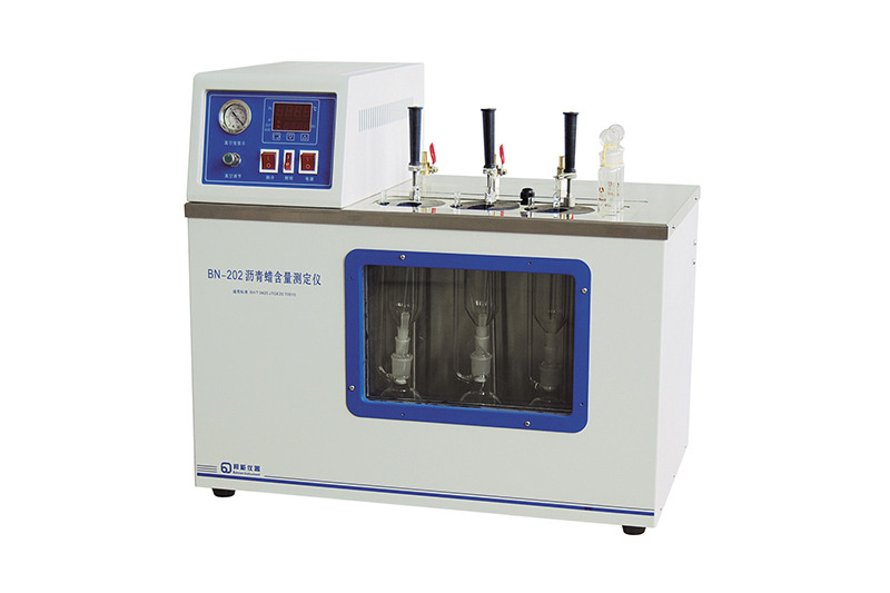 BN-202 asphalt wax content analyzer