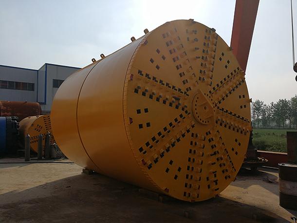 DNP3500 泥水平衡頂管機