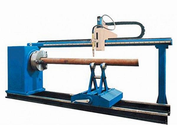 數控火焰/等離子管型材切割機