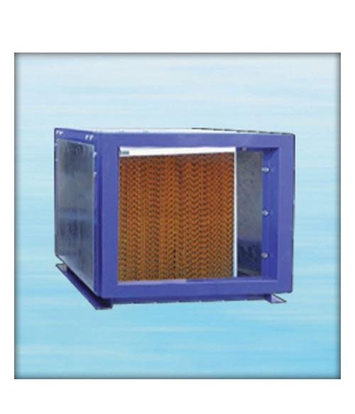 风管式湿膜加湿器