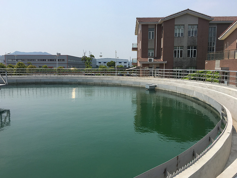 舟山市岛北污水处理厂二期工程