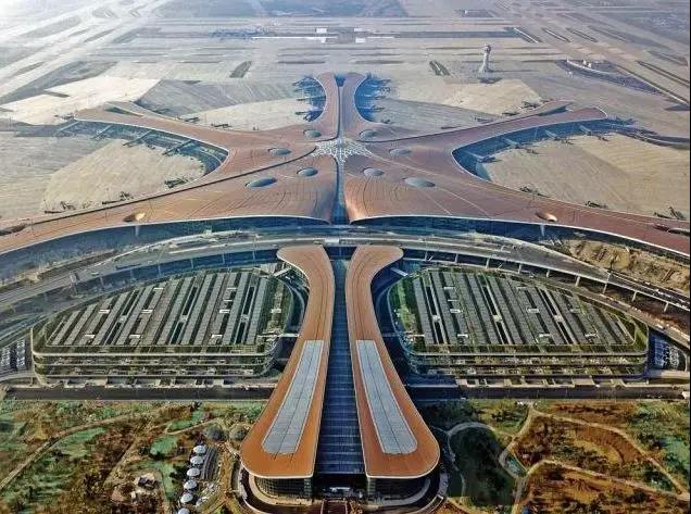 北京大兴新国际机场正式投运,看看九九环保做了些什么?