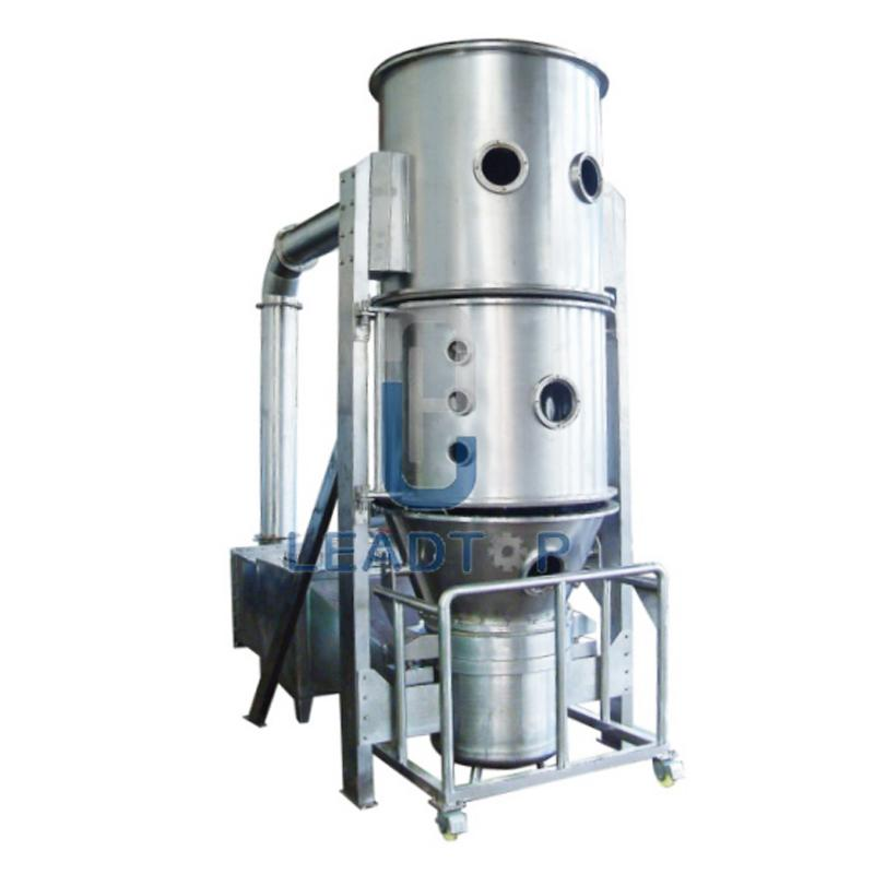 FL Boiling Spraying Granulation Drying Machine