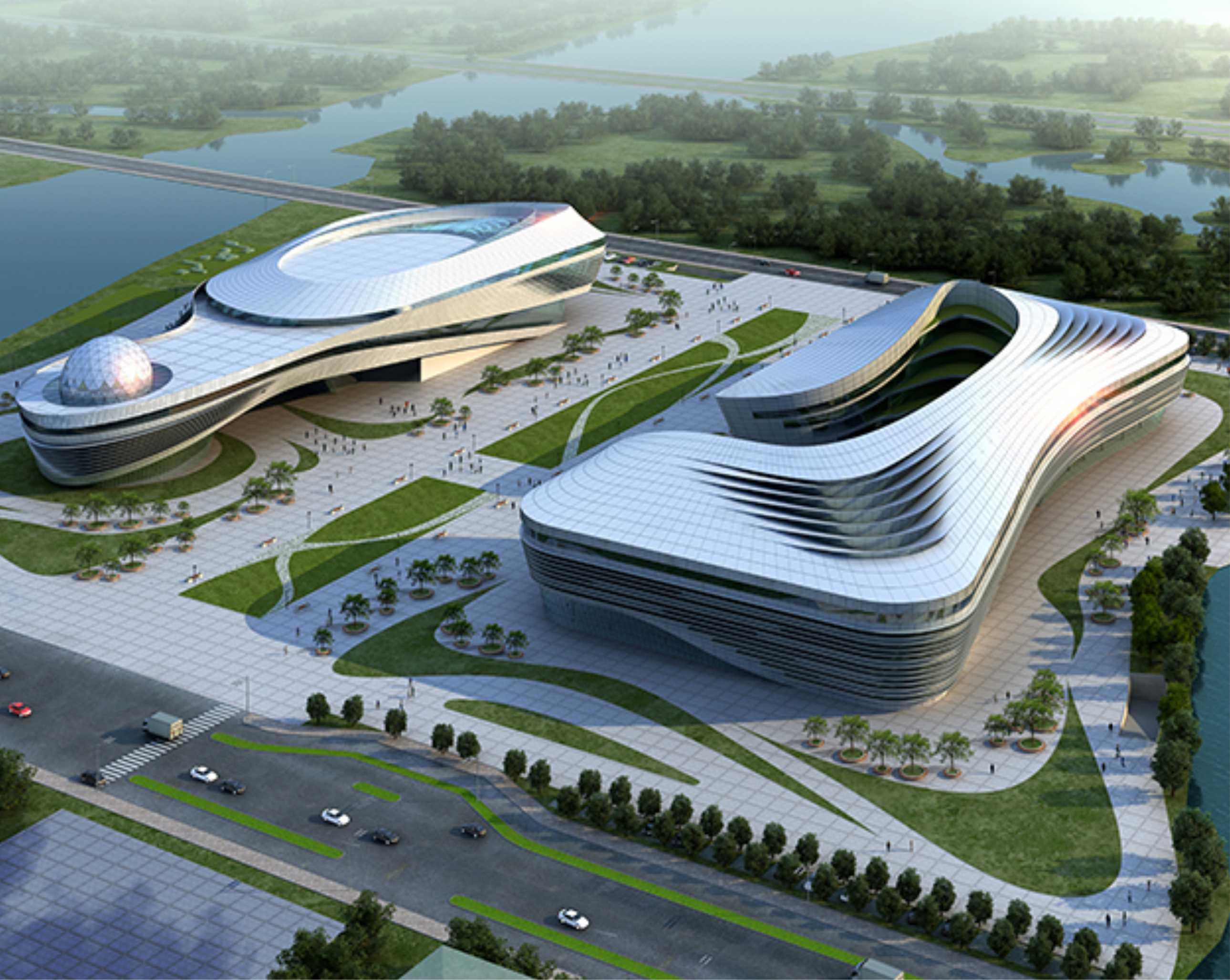 绍兴市科技文化中心