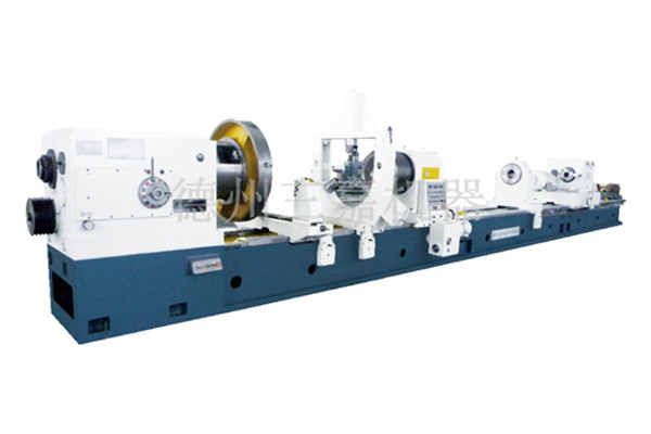 TS2150/TS2250 deep hole drilling and boring machine