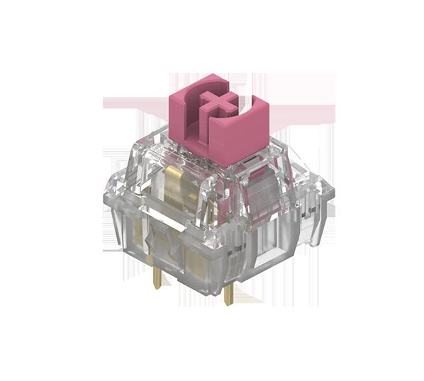 TTC 防塵靜音紅軸3