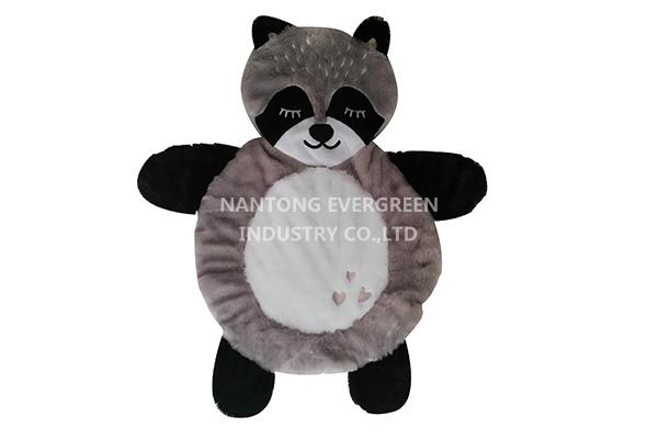 plush raccoon