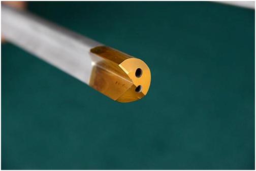 氮化钛涂层枪钻