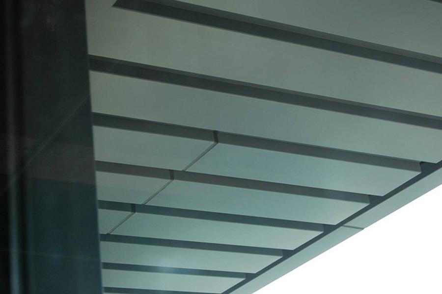金属板幕墙