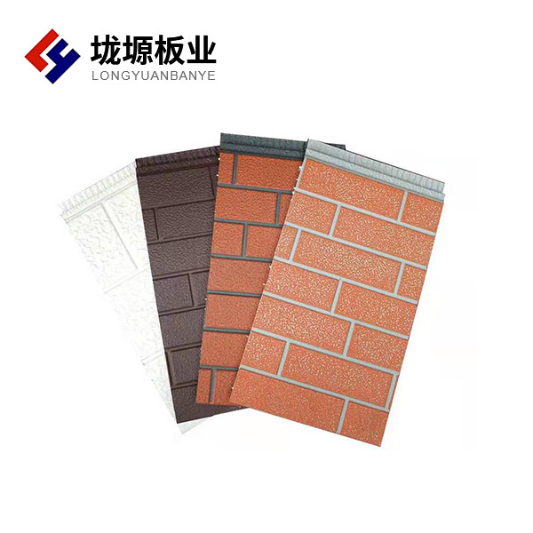 High weather resistant sand panel