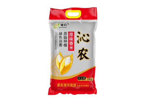 沁農原味香米5kg