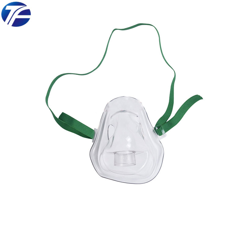 Disposable atomizing mask