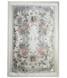 17-04台毯96×144CM(白色)