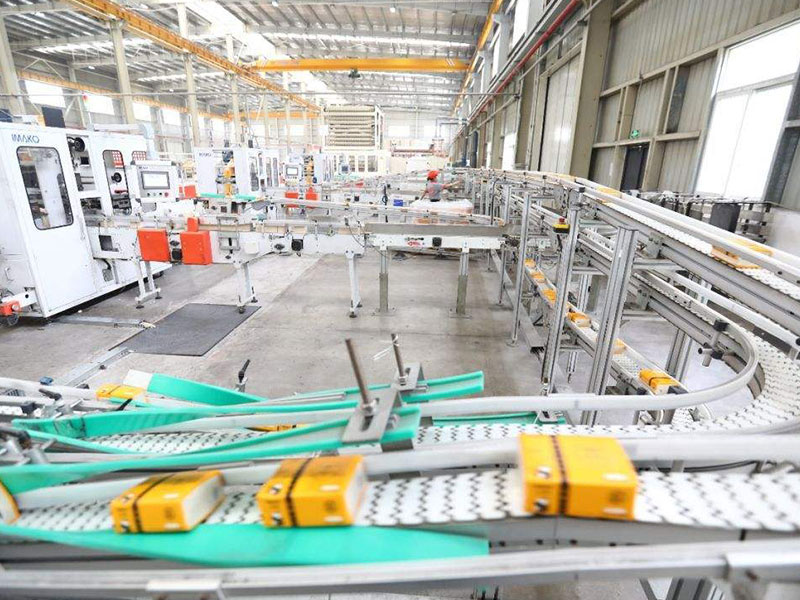 Automatic production line solutions