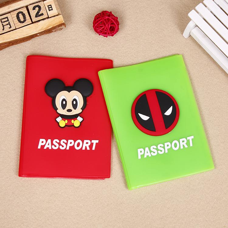软胶护照套