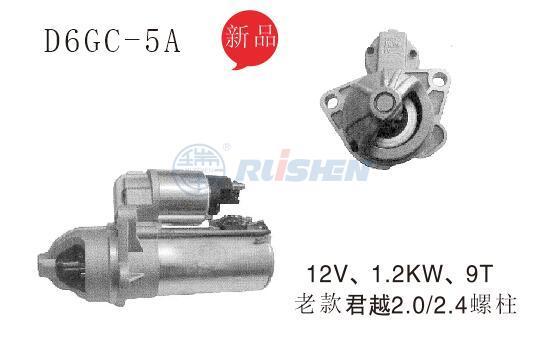 型号:D6GC-5A