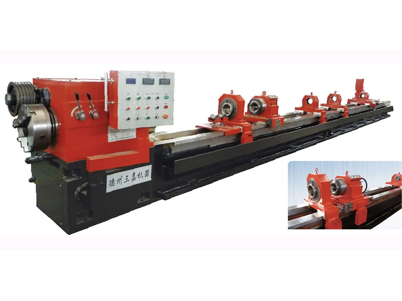 TLS2210A deep hole drawing boring machine