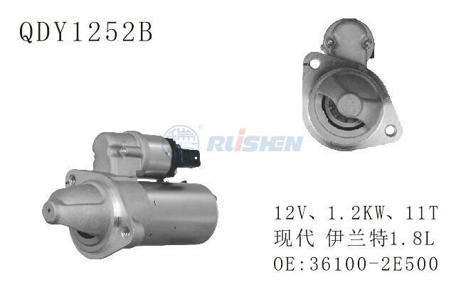 型号:QDY1252B