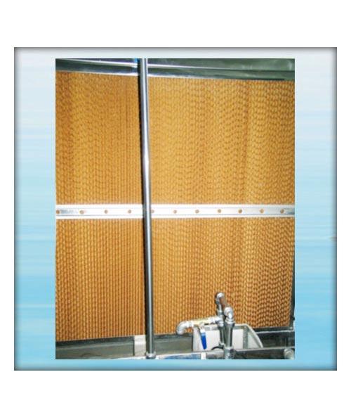 蒸发冷却填料式喷淋室