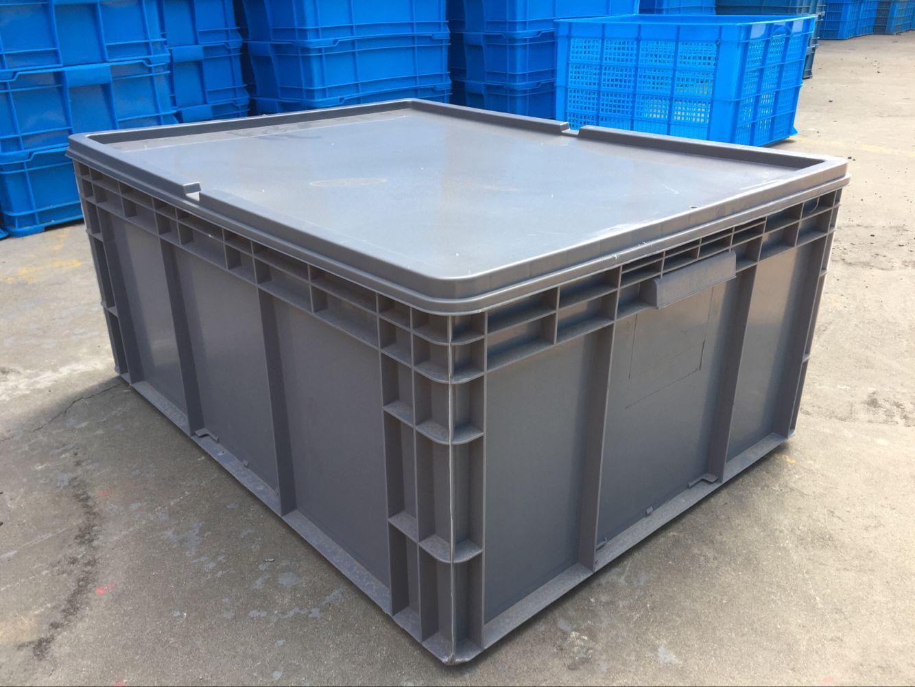 800-340灰色物流箱2