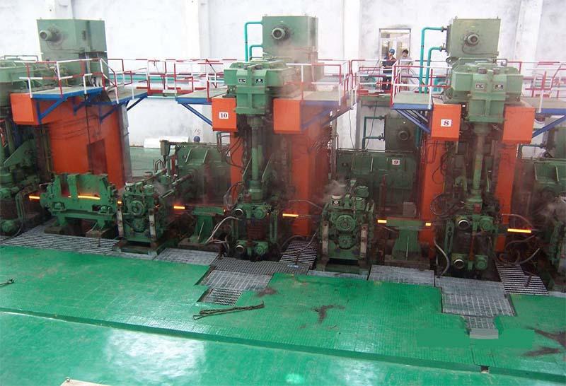 Φ8~32螺紋鋼生產線、棒材生產線
