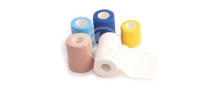 100% Cotton Cohesive Bandages