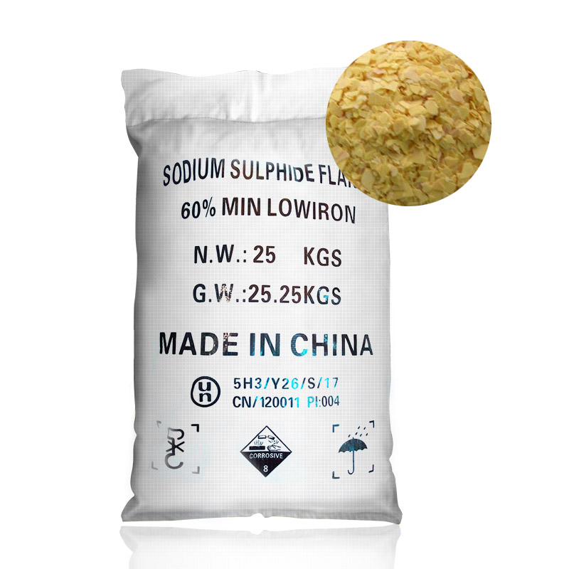 Sodium sulfide containing low iron(20PPM)