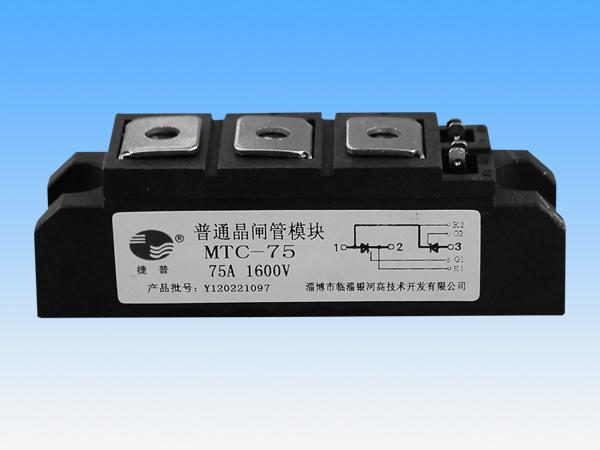 晶閘管模塊MTC系列