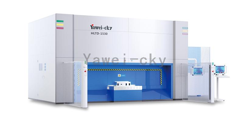 3D Five-Axis Laser Cutting Machine