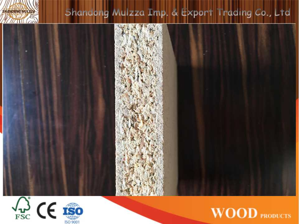 Melamine Particle Board