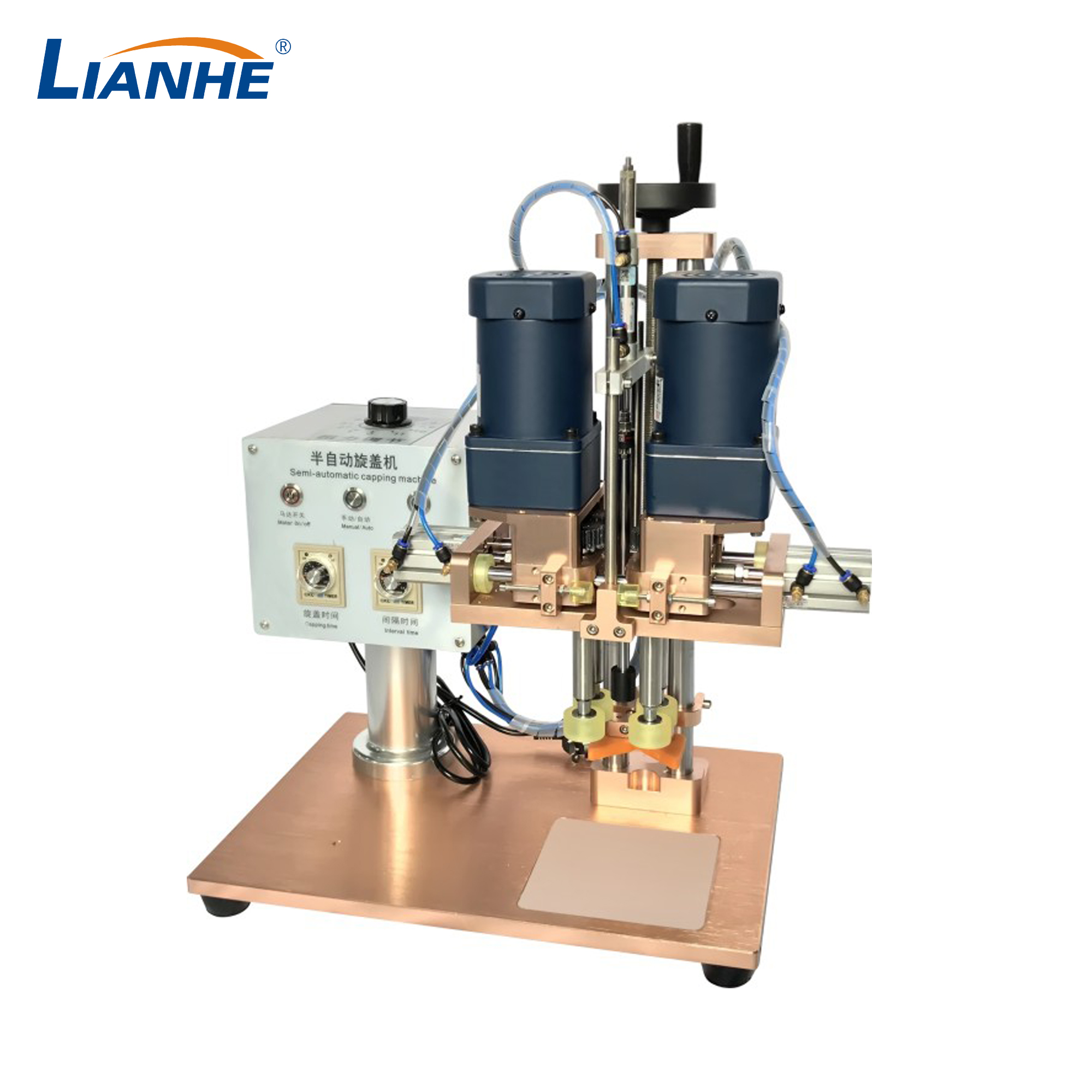 Table Screw Capping Machine