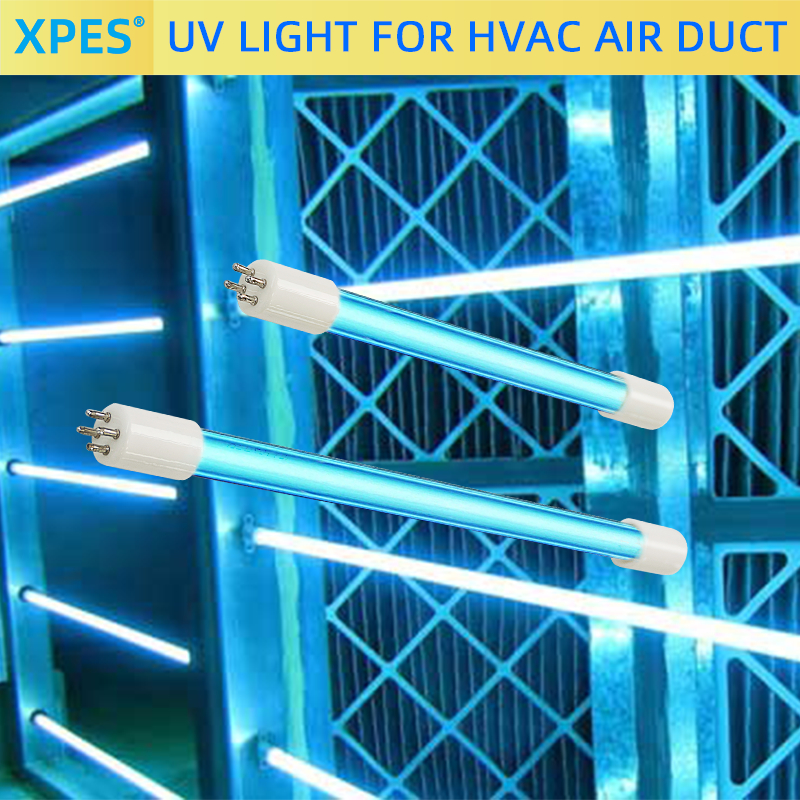UV LAMP TUBE FOR HVAC AIR DUCT