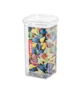 亚克力正方形储物罐 1.7L