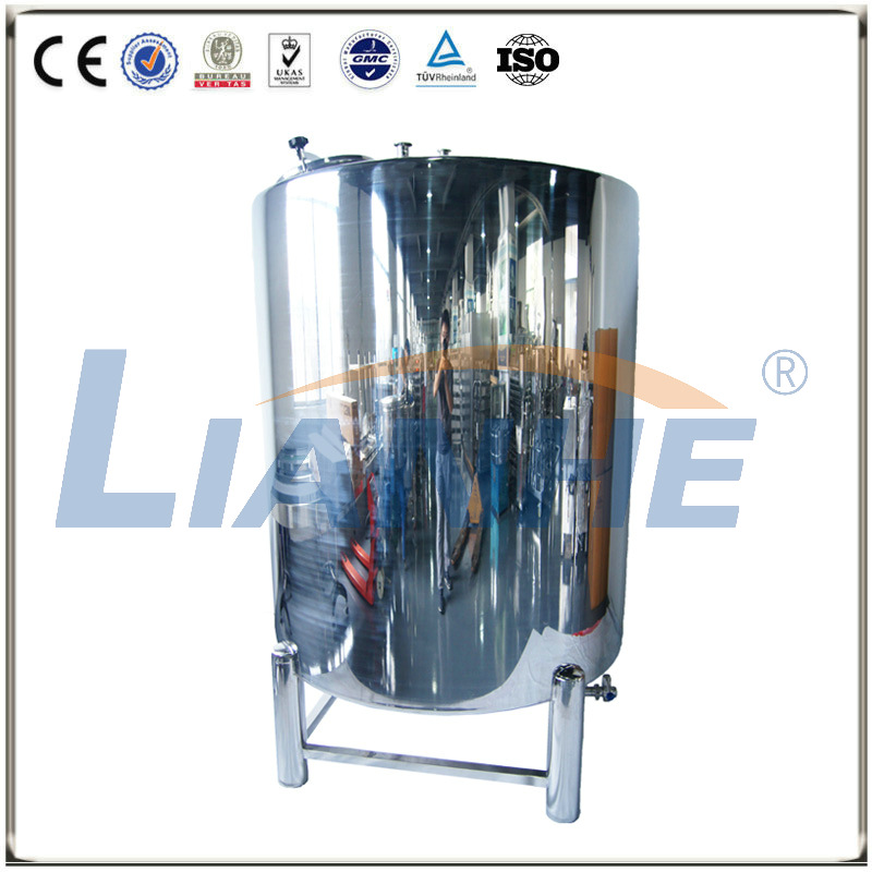 2T Pure Water Sealed Storage Tank